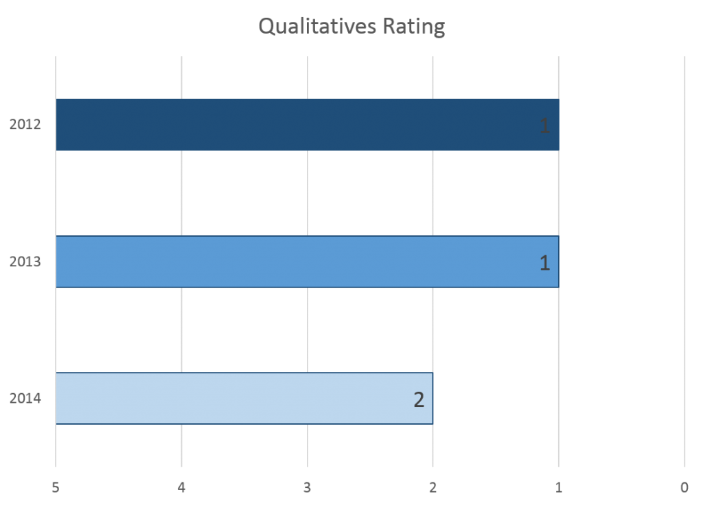 Qualitatives Rating